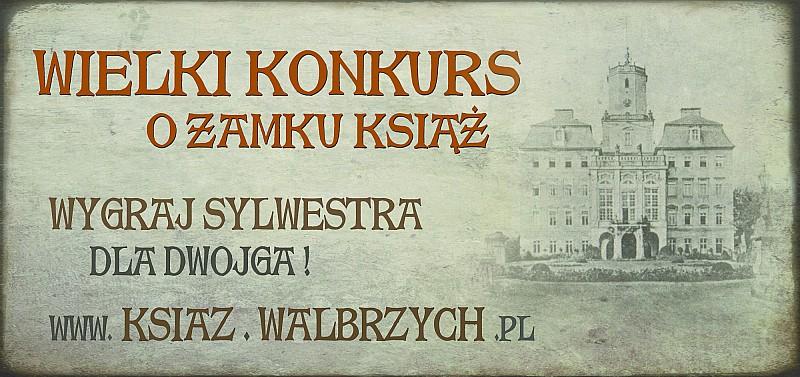 Konkurs Zamku Książ
