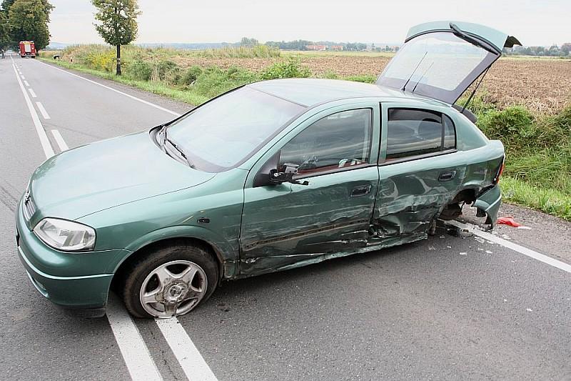 Kilkunastu rannych w wypadku