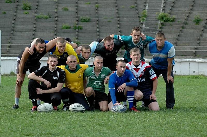 Rugby podbija Wałbrzych