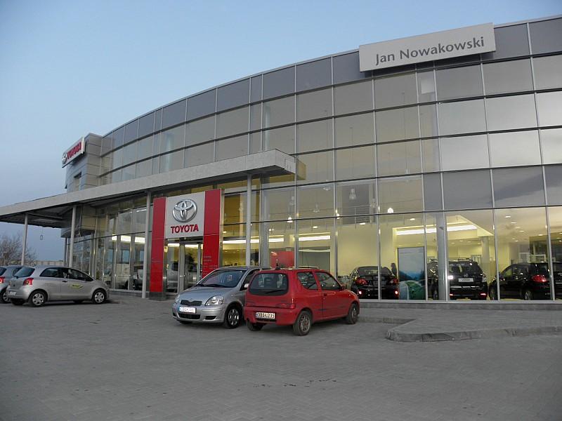 Wałbrzyski salon Toyoty nagrodzony