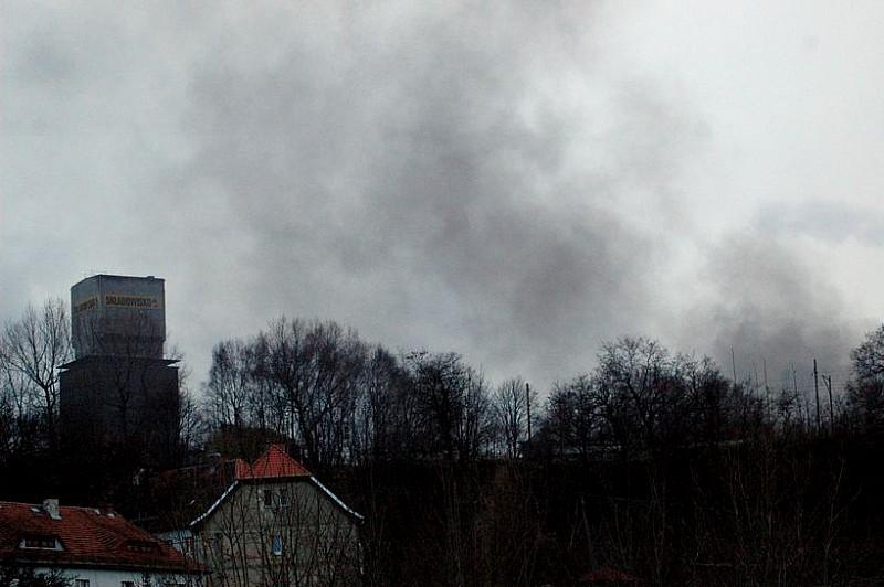 Kolejny pożar na składowisku odpadów