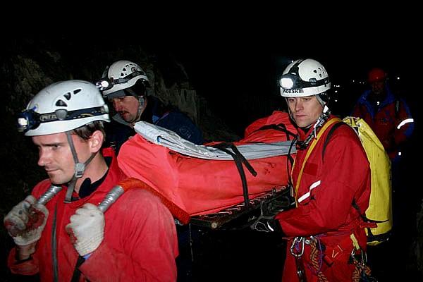 Akcja ratunkowa w Osówce