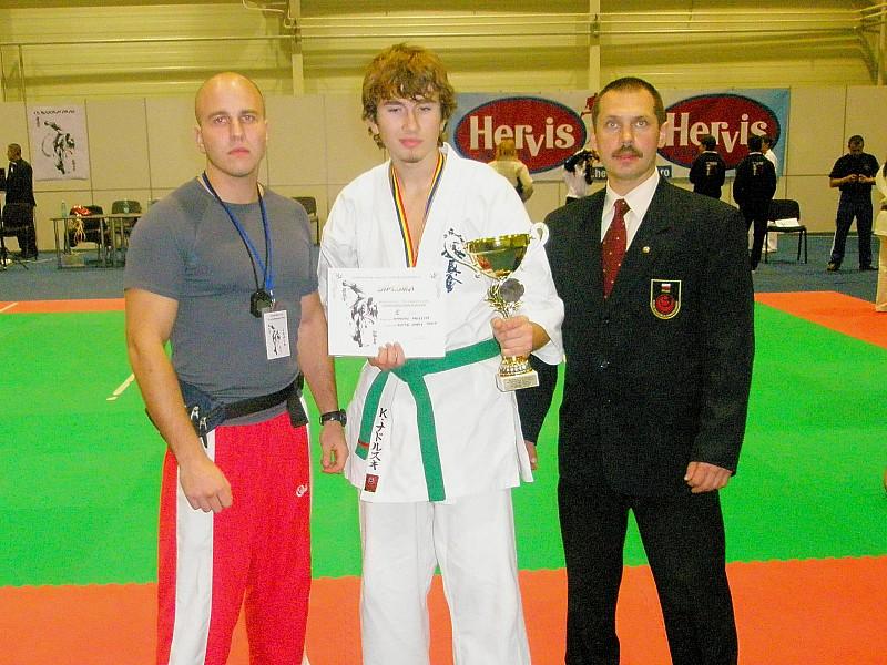 Wracamy z Rumunii z medalami