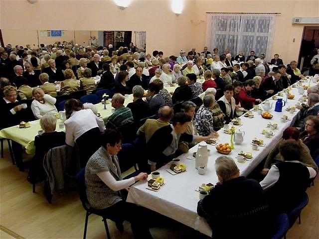 Seniorzy świętowali swój dzień