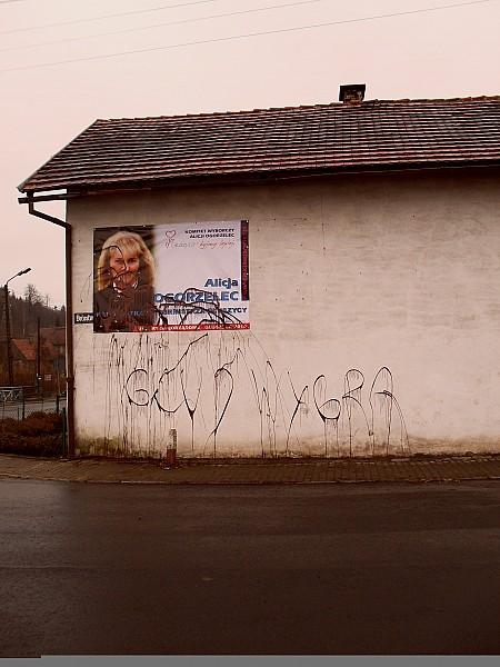 Brudna kampania w Głuszycy