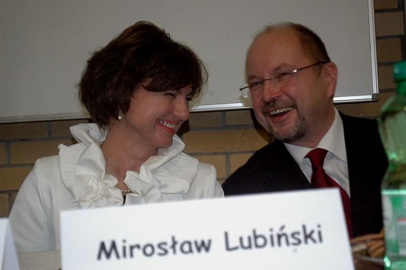 Lubiński ujawnił swoje bojówki - zdjęcia