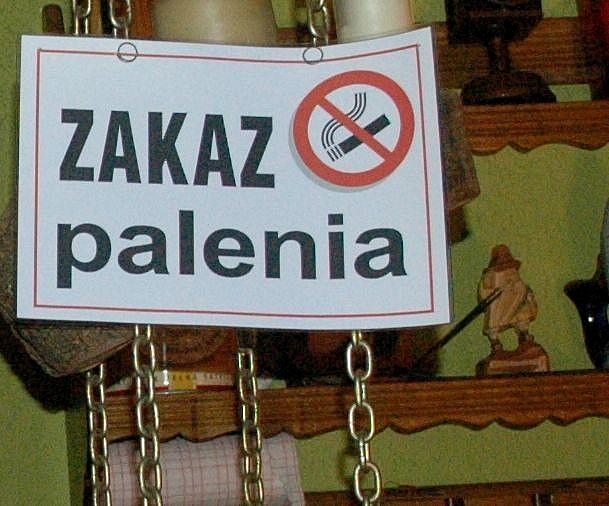 Całkowity zakaz palenia