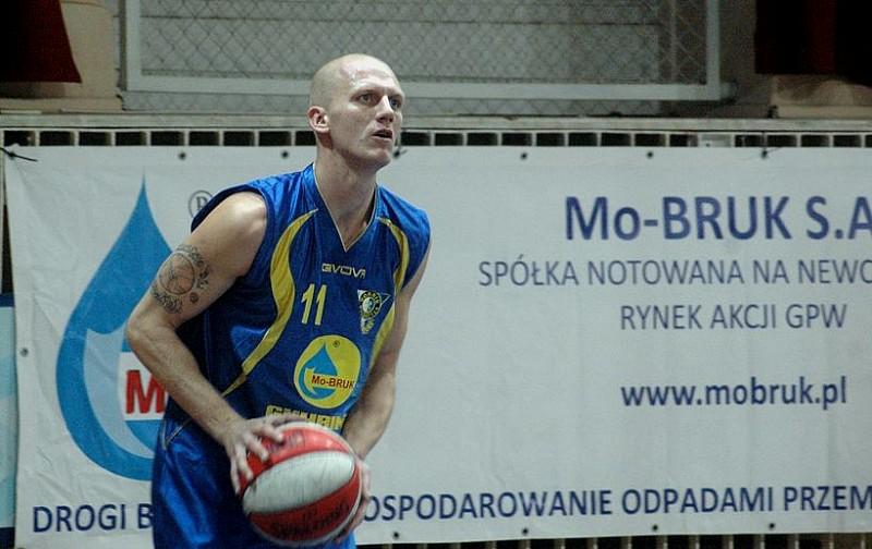 Mo-Bruk sponsorem koszykarzy