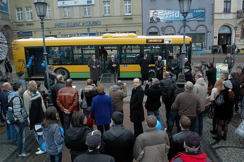 MPK testuje dwa nowoczesne autobusy