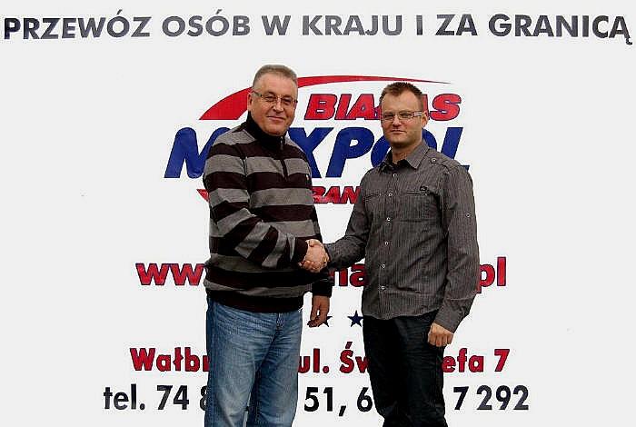 Maxpol sponsorem motocyklistów
