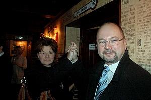 Lubiński odrobił 100 głosów straty