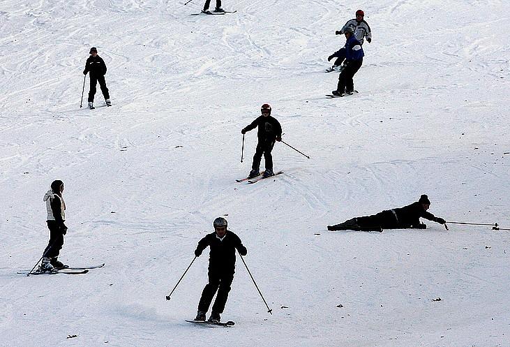 I mistrzostwa ziemi świdnickiej w narciarstwie i piknik rodzinny