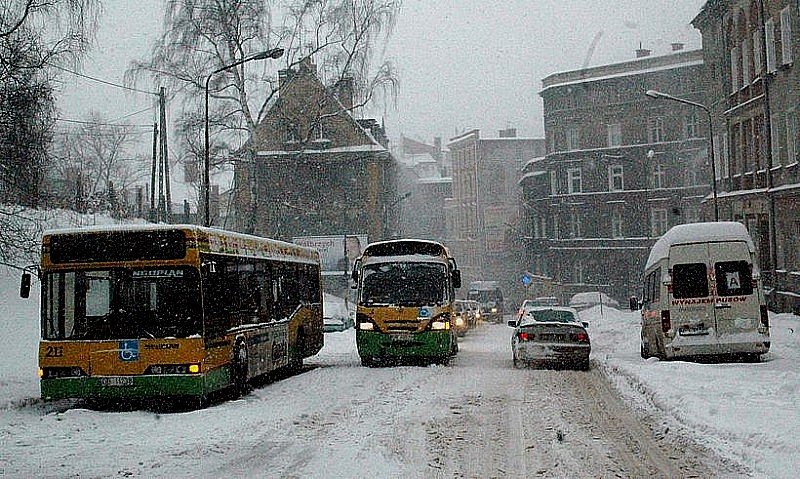 """Zobacz jak kursują teraz autobusy linii nr """"12"""" i """"13"""""""