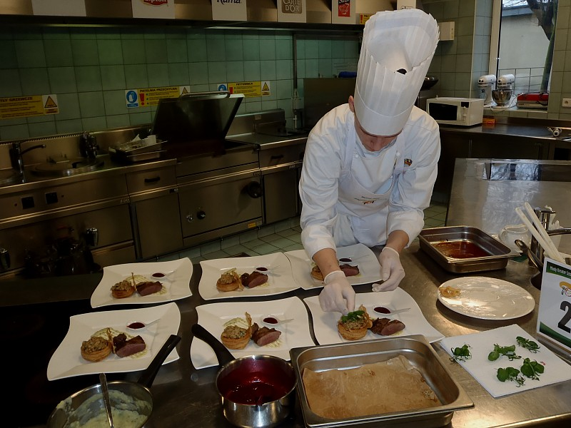 Wałbrzych kształci mistrzów kuchni