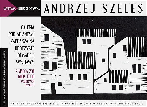Wystawa Andrzeja Szelesa