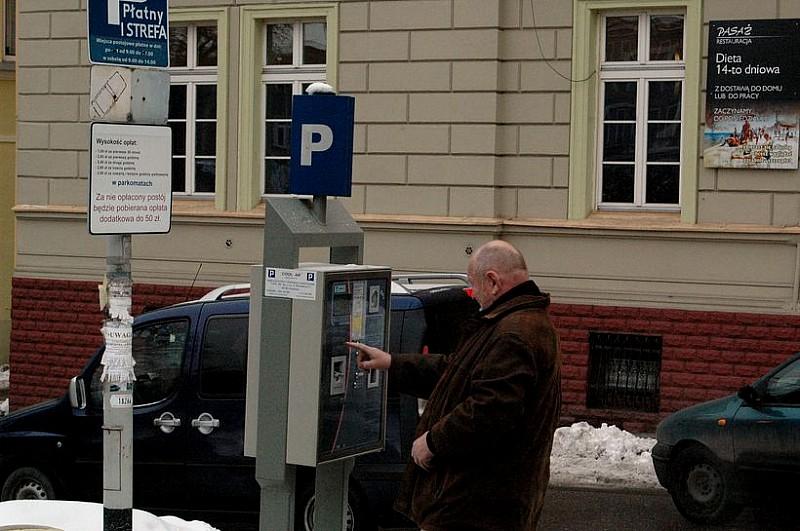 Parkowanie w Wałbrzychu coraz droższe