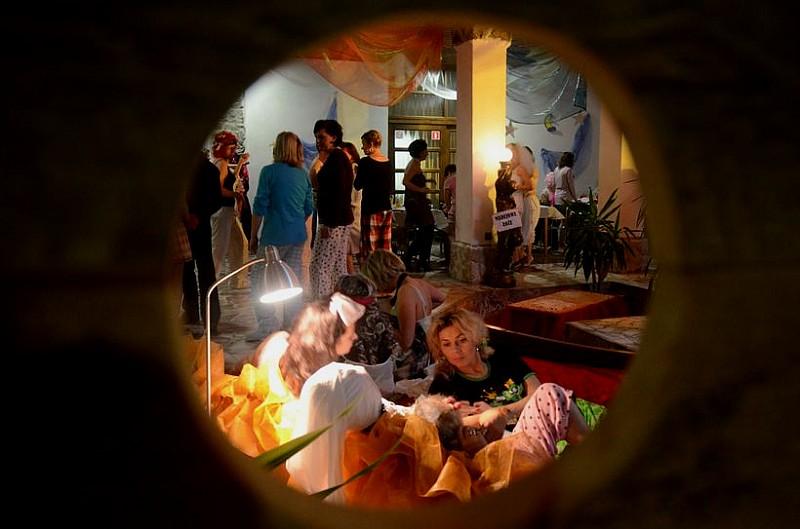 Patrzcie i podziwiajcie - Pidżama party w Gorcach (foto)