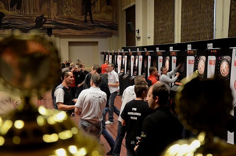 Turniej krajowy Darta - zobacz zdjęcia i film