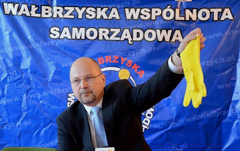 Lubiński wyzywa Kruczkowskiego na pojedynek