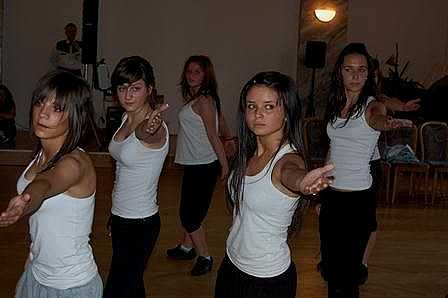 Polsko-czeskie prezentacje taneczne
