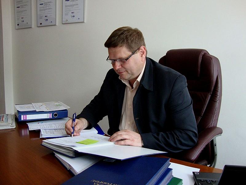 Nowy szef wałbrzyskich wodociągów