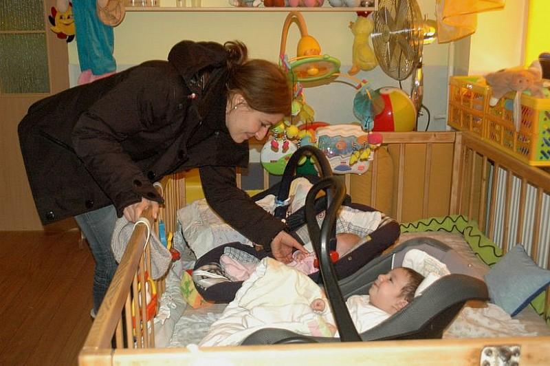 Salvator poprowadzi dom małego dziecka
