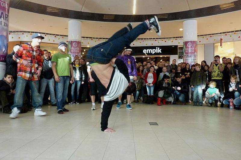 Victoria Break Dance Cup