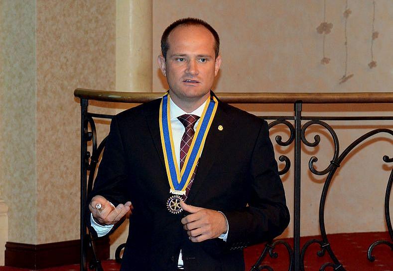 Klub Rotary ma nowego prezydenta