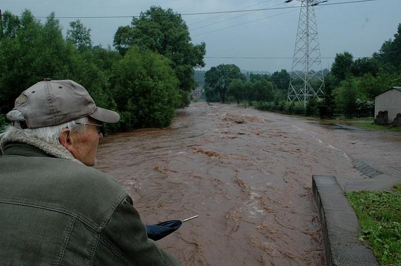 Nie ma zagrożenia powodziowego