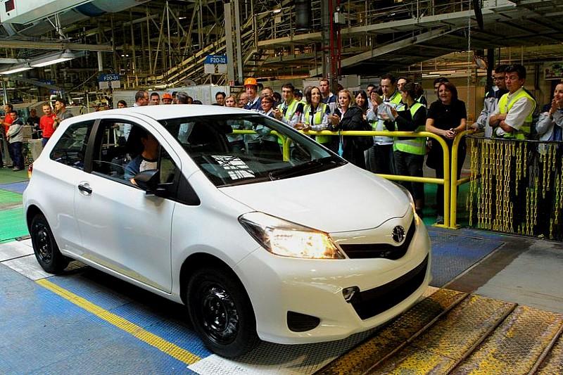 Toyota z Wałbrzycha napędza nowego Yarisa