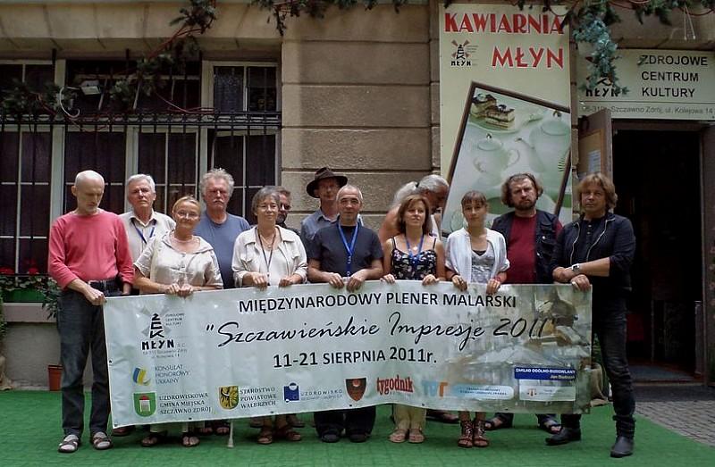 Szczawieńskie Impresje