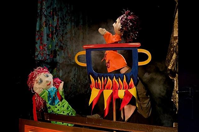 Muzycznie w Teatrze Lalki i Aktora
