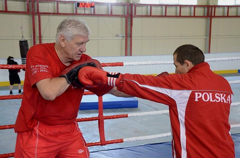 Kadra Polski w boksie trenuje w Świdnicy