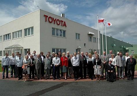 Rada Ochrony Pracy w Toyocie