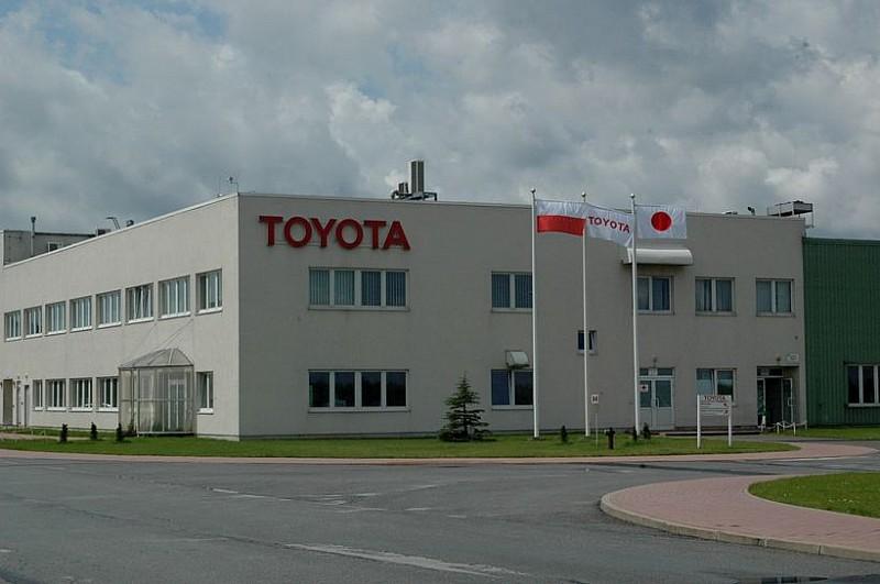 Nominacja dla Toyoty