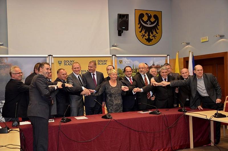 Nasz powiat w aglomeracji wrocławskiej