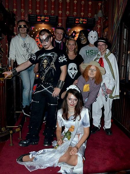Świdniczanie świętowali Halloween