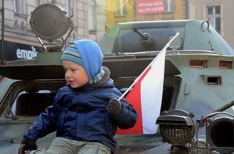 Świdnica świętuje Niepodległość