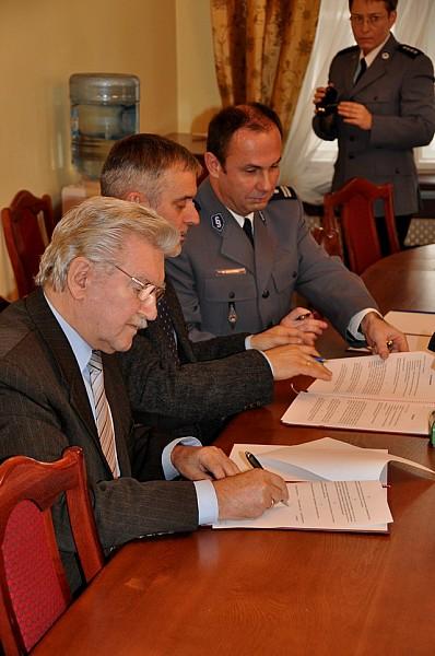 Porozumienie w sprawie bezpieczeństwa