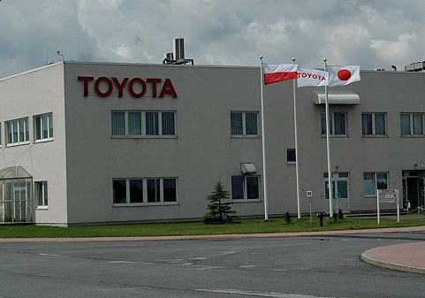 Toyota pomoże pracownikom Takaty?