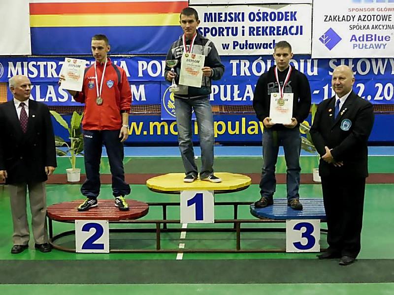 Głuszyczanin trzeci w Polsce
