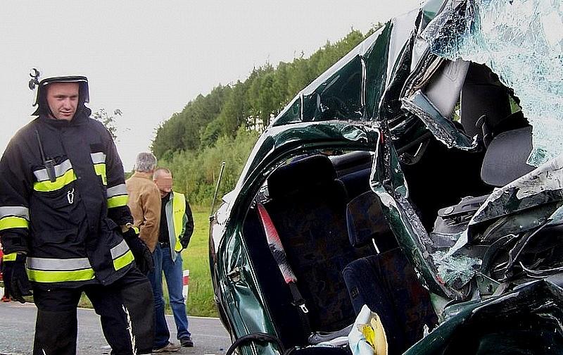 Zarzuty dla kierowcy
