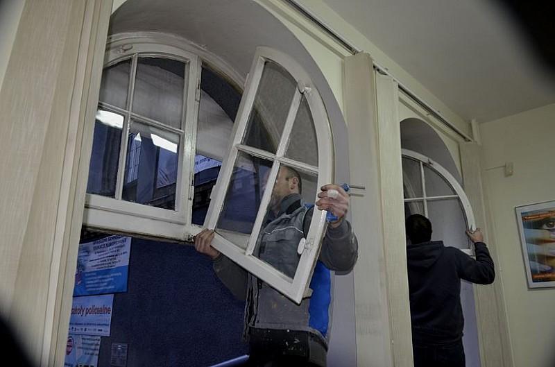 Nowe okna Energetyka