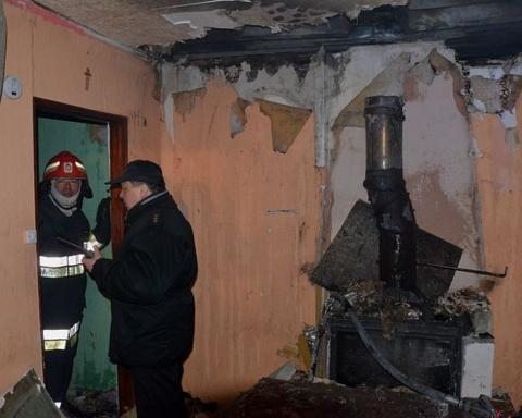 Kolejny pożar na strefie- zdjęcia
