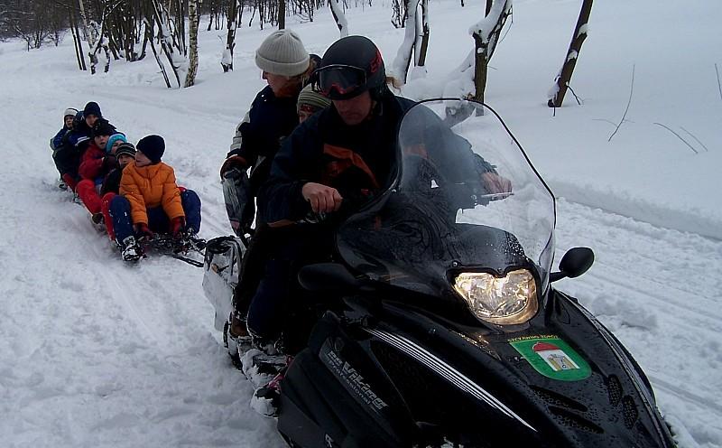 Zimowa wyprawa do Szczawna - Zdroju