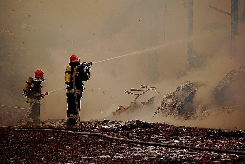 Strażacy podsumowali miniony rok