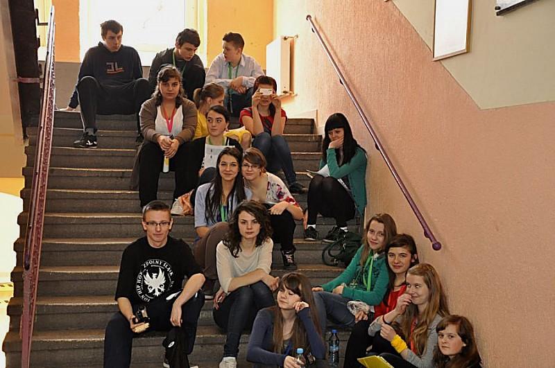 Szóstaki opanowały Gimnazjum w Głuszycy