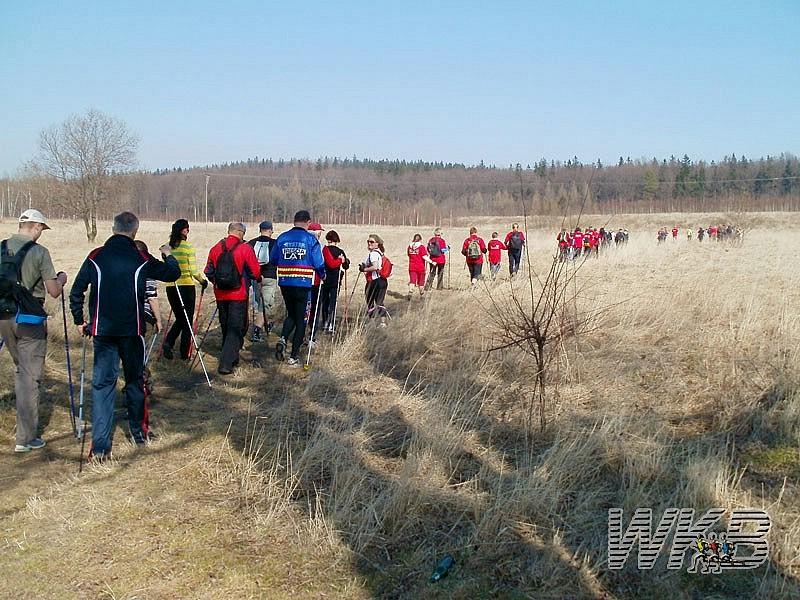 WKB stawia na Nordic Walking