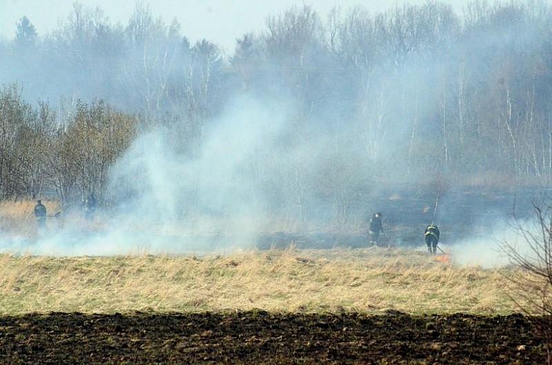 """""""Mgła"""" dymu na Podzamczu"""