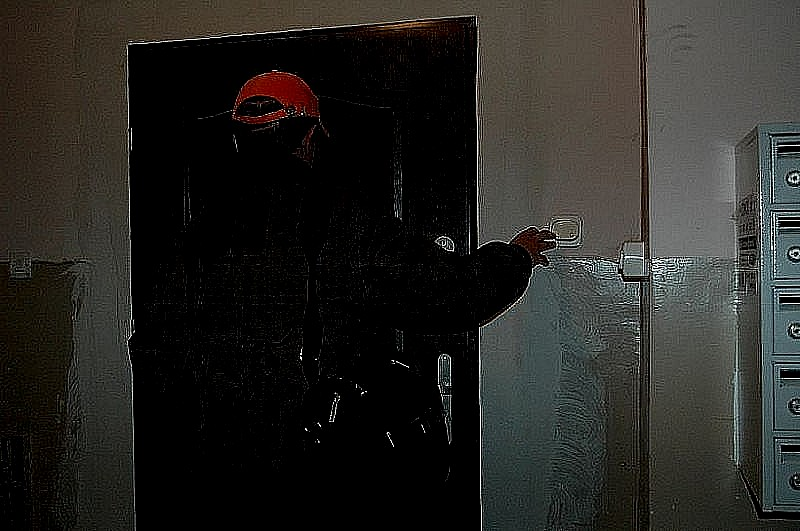 Plaga kradzieży. Zamykajcie drzwi!